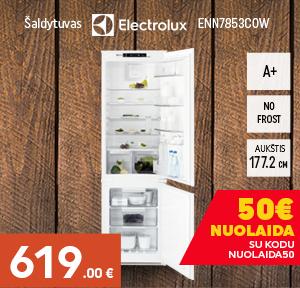 Šaldytuvas Electrolux ENN7853COW