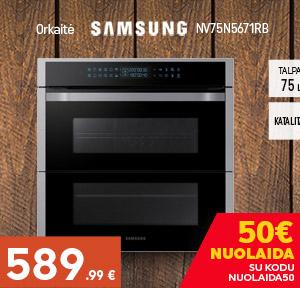 Orkaitė Samsung NV75N7646RS