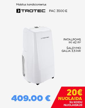 Mobilus oro kondicionierius PAC 3500 E